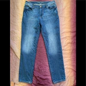 Old Navy Original Mid Rise Straight Tall Jeans